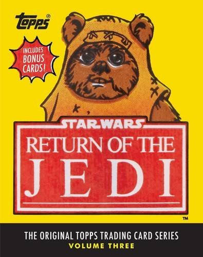 Star-Wars-Return-of-the-Jedi-The-Original-Topps-Trading-Card-Series-Volume-Three-Topps-Star-Wars