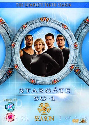 Stargate SG-1 - Season 10 [DVD]