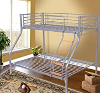 Ventura Metal Triple Sleeper Bunk Beds Childrens Bunk Beds