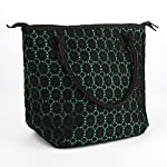Luxurious Lace Chicago Insulated Lunch Bag