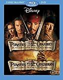 Pirates des Caraïbes : La Malédiction de perle noire (Bilingual Blu-ray Combo Pack) [Blu-ray + DVD]