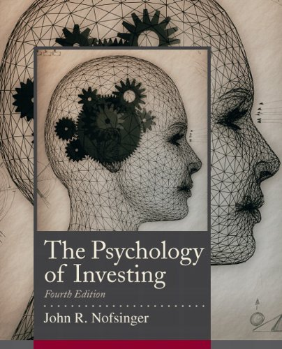 Psychology of Investing (4th Edition) (Prentice Hall...