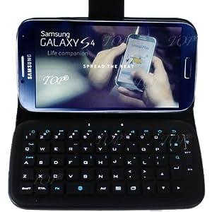 Samsung Galaxy S4 Wireless bluetooth keyboard case