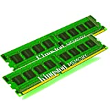 Kingston 16GB (8GBx2) DDR3 1600MHz DIMM RAM Memory Module For Desktop PC