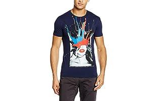 Antony Morato Camiseta Manga Corta (Azul Marino)