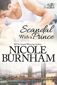 Scandal With A Prince by Nicole Burnham ebook deal