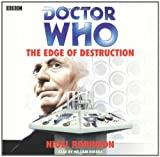 Nigel Robinson Doctor Who: The Edge of Destruction (Classic Novels)