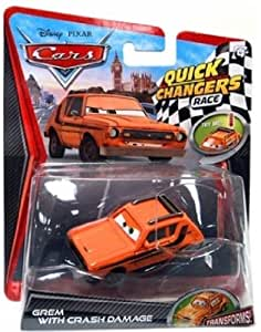 Cars Quick Changers Race