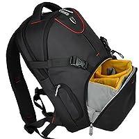 l'armée de luxe caméra sac noir vert multifonctionnel sac de kaki pour Sony Canon Nikon dslr slr