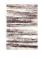 Tapis a Porter Alfombra Modern Beige/Gris 120 x 170 cm