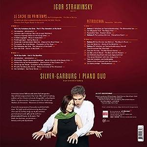 Stravinsky: Le Sacre du Printemps - Petrouchka