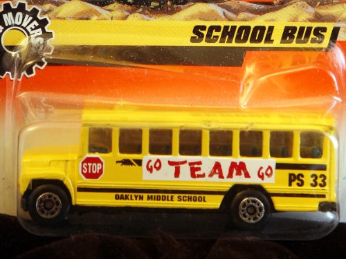 Matchbox #12 School Bus - 1