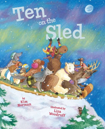 Ten on the Sled - Kim Norman