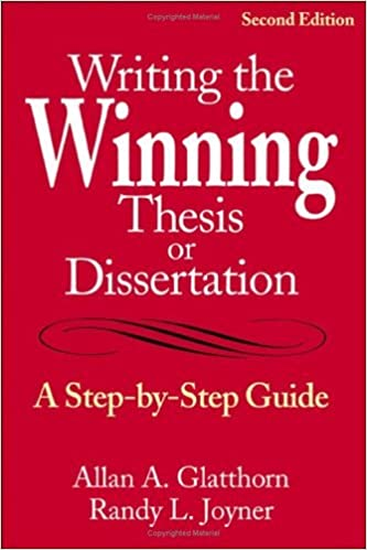How to Complete and Survive a Doctoral Dissertation by David