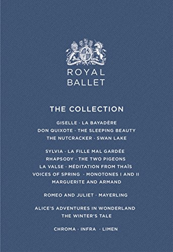 DVD : Royal Ballet Collection (15 Discos)