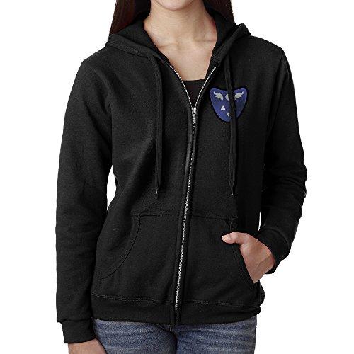 Delta Rune Undertale Women's Hoodie Zip Sweatshirt With Pocket Large (Delta Downs Hotel compare prices)