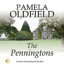 The Penningtons | Livre audio Auteur(s) : Pamela Oldfield Narrateur(s) : Julia Barrie