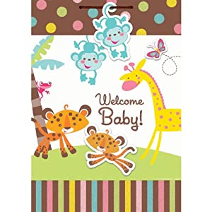 amscan fisher price baby fisher price baby shower jungle theme