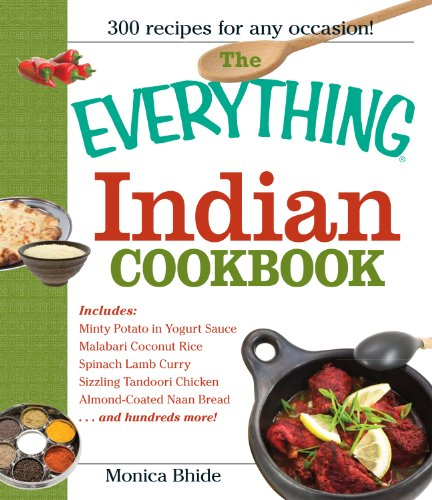 The Everything Indian Cookbook (Everything®)