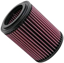 KN AIR FILTER REPLACEMENT HIGH FLOW FILTRATION HA-1187