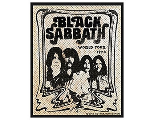 Black Sabbath - World Tour 1978 - Toppa/Patch