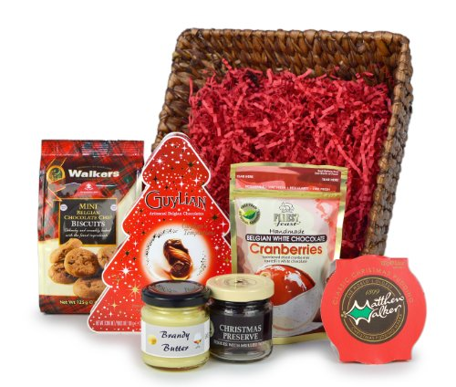 Christmas Cake Hamper Ideas : Christmas Hampers Food Gifts for Special Occasions