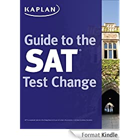 Kaplan's Guide to the SAT Test Change
