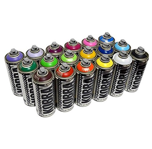 kobra-peinture-en-spray-18-x-400-ml-peinture-aerosol-canettes-finition-mat-peinture-acrylique