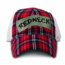 Buck Wear Inc. Red-Duct Baseball Cap, One Size