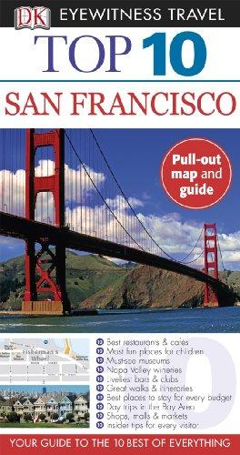 Top 10 San Francisco (Eyewitness Top 10 Travel Guides)