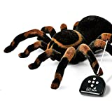 RC Big Scary Tarantula Radio Remote Control Spider Battery Operated New