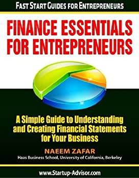 finance essentials for entrepreneurs - naeem zafar