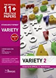11+ Practice Papers, Variety Pack 2, Standard (Go Practise)