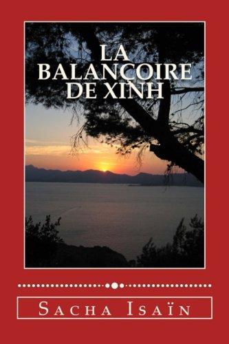 Couverture du livre La balançoire de Xinh