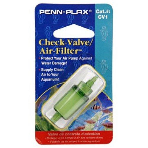 Penn-Plax® Check Valve w/Air Filter for Aquariums