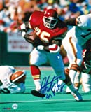 Autographed Christian Okoye Kansas City Chiefs 8x10 Photo at Amazon.com