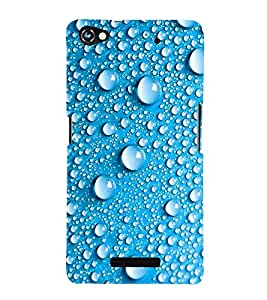 Ebby Premium Printed Back Case Cover With Full protection For Micromax CanvasHue2A316 (Designer Case)
