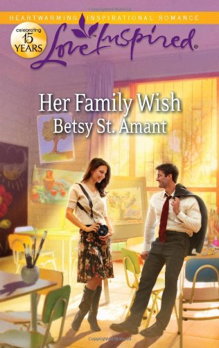 Image of Her Family Wish (Love Inspired)