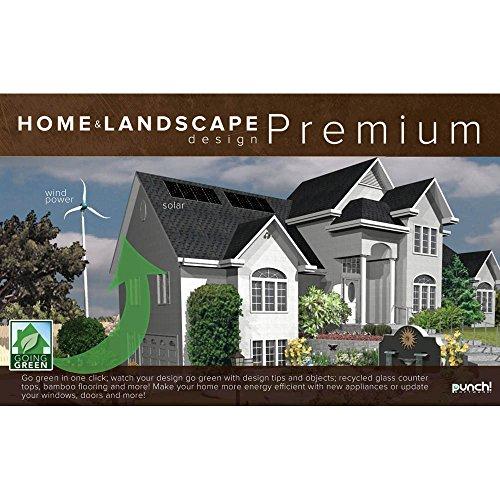 Punch Home Landscape Design Premium V18 For Windows Pc Software Computer Software Multimedia