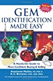 img - for Gem Identification Made Easy: A Hands-On Guide to More Confident Buying & Selling book / textbook / text book