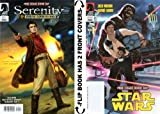 Star Wars/Serenity/Alabaster Free Comic Book Say 2012 Dark Horse Comics Flipbook FCBD