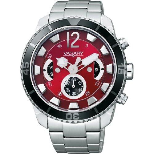 [バガリー]VAGARY 腕時計 BR1-218-91 メンズ