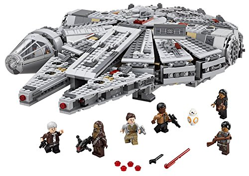 LEGO-Star-Wars-Millennium-Falcon-Playsets-Building-Toys-1329-Pcs