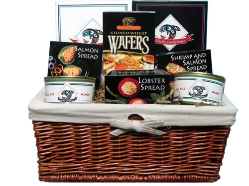 Alaska Smokehouse® Ketchikan Gift Basket