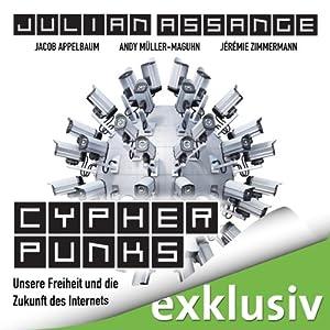 Cypherpunks Hörbuch