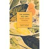 The Journal of Henry David Thoreau, 1837-1861 (New York Review Books Classics) ~ Henry David Thoreau