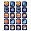 Teacher Created Resources Planets Stickers, Multi Color (1800)
