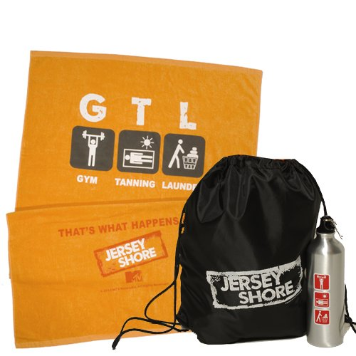 Jersey Shore: &quot;Workin' on My GTL&quot; Premium Bundle [EXCLUSIVE]