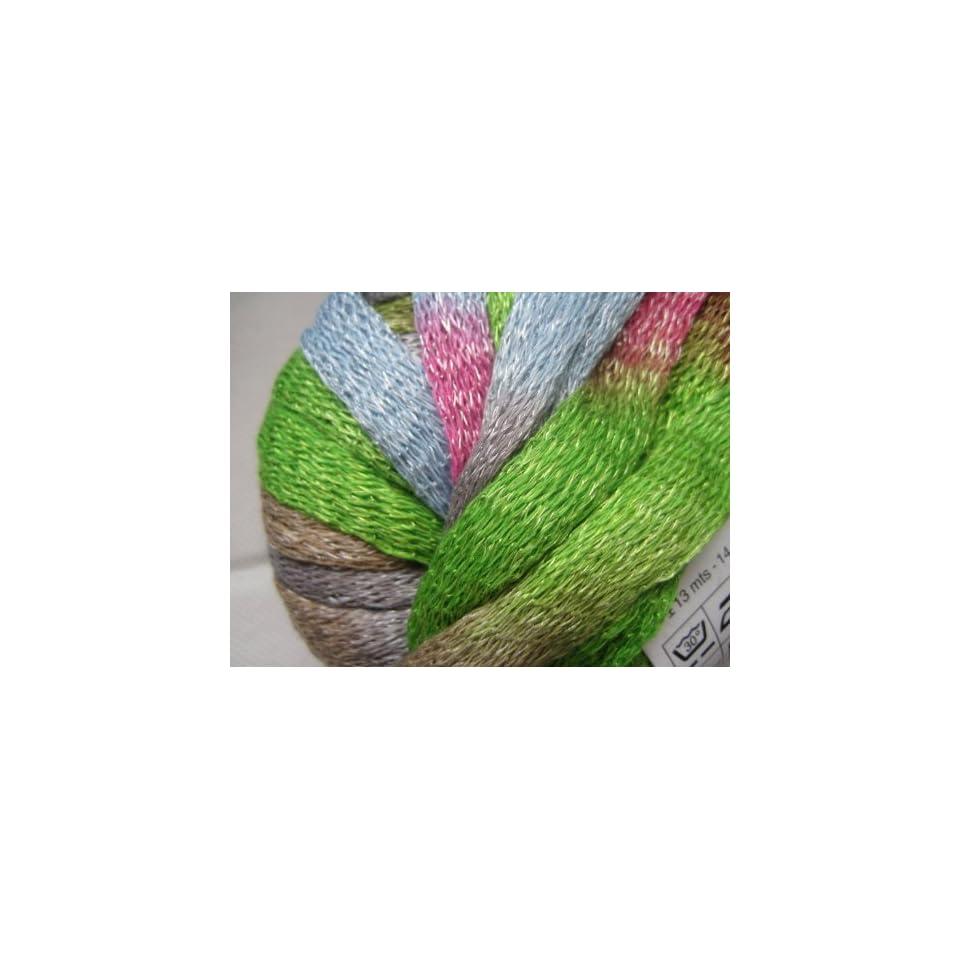 cotton ruffle scarf yarn Vivo Denso 25/% OFF! Katia :Bossa Nova #76: