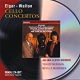 Elgar and Walton Cello Concertosby Elgar/Walton